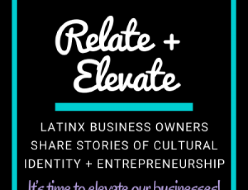 Relate + Elevate